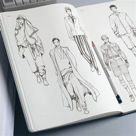 a4 size sketchbook 25 best ideas about fashion sketch on