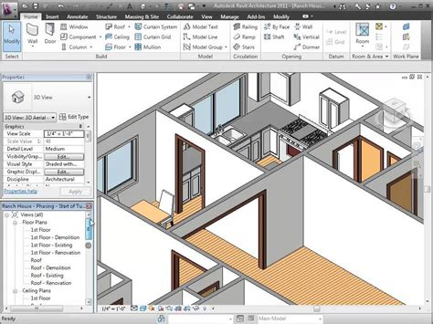 tutorial revit awesome revit home design images decoration design ideas