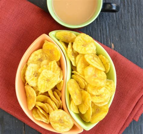 Snack Cemilan Bangnana Chips Barbeque kerala banana chips recipe how to make kerala banana chips my india
