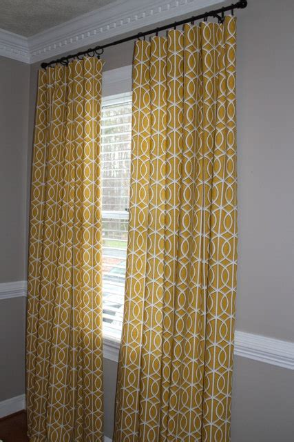 Patterned Drapery Panels Items Similar To Custom Curtain Panel Set Robert Allen