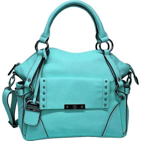 Name Simpsons Designer Purse 2 by Big Handbags Teal Handbag