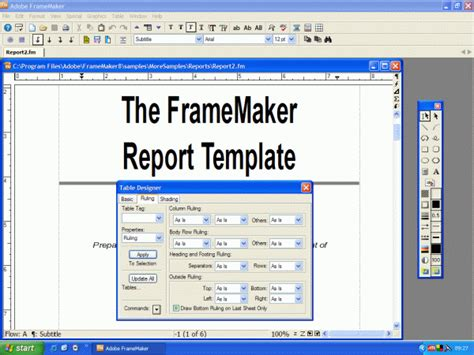 adobe layout maker skills you will need to pass the adobe framemaker