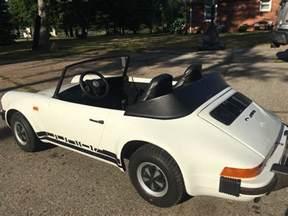 Porsche Go Kart Porsche 911 Mini Go Kart 1980 Collectors Weekly