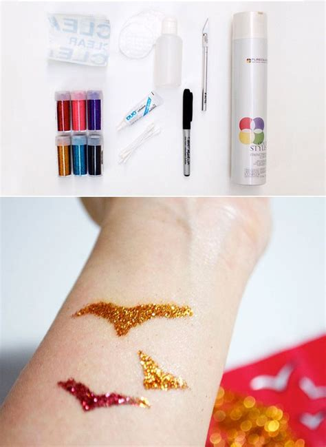 make your own removable tattoo best 20 tattoos ideas on temporary