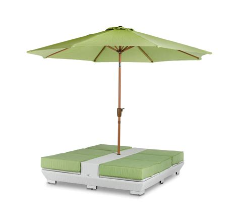 chairs and umbrellas renava gemini two lounge chair and umbrella patio set by vig