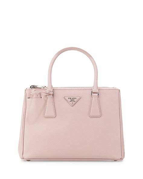 light pink tote bag prada spring summer 2015 bag collection featuring large