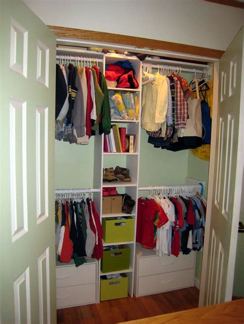 10 clothing storage solutions perfect for every space 17 best images about home organization kid closet