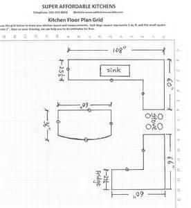 measurement affordable kitchens