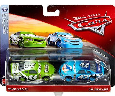 Cars Mini 3 Racers No 1 2 3 4 No 5 disney cars cars 3 piston cup racers brick yardley cal