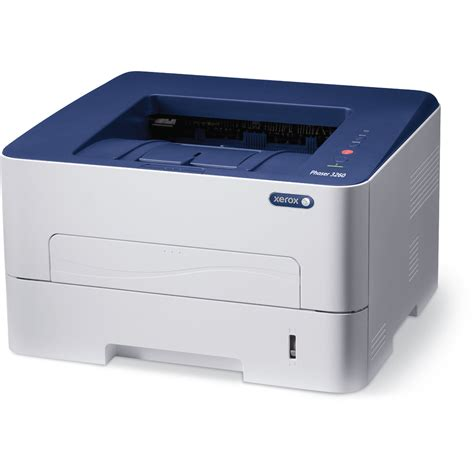 xerox phaser 3260 di monochrome laser printer 3260 di b h