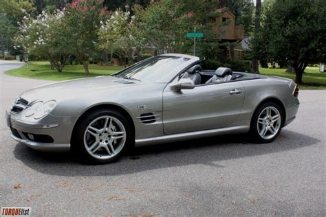 Sl55 Amg For Sale by Torquelist For Sale 2003 Mercedes Sl55 Amg