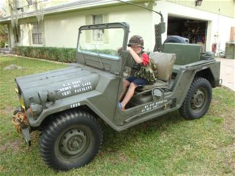M151a2 Jeep For Sale M151a2 Mutt School