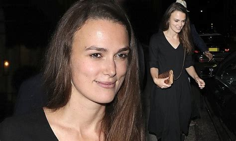 The Keira Knightley Slip That Almost Was by Keira Knightley Looks Effortlessly Chic As She Slips Into