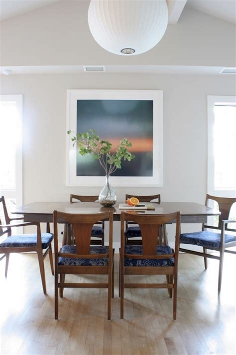 mid century modern dining room mid century modern dining room designs