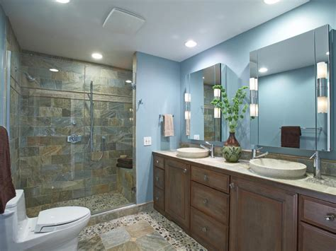 bathroom builder bathroom flooring options interior design styles and color schemes for home decorating hgtv