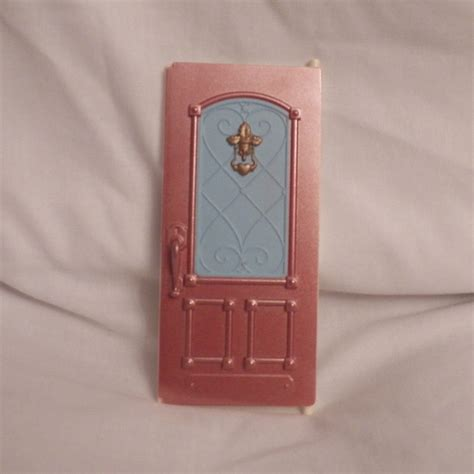 Fisher Price Front Door Fisher Price Loving Family Grand Dollhouse Front Door Replacement Part Only Ebay