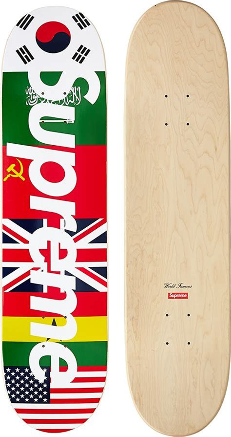 supreme skate 25 best ideas about supreme skateboard deck on