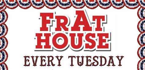 frat house music frat house bar risa birmingham designmynight