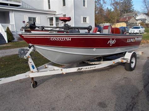 lund fishing boats for sale canada 1989 lund 1700 pro v boat for sale 1989 fishing boat in