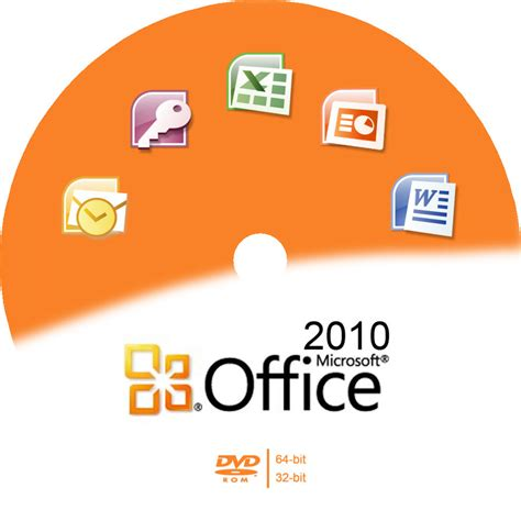 Dvd Microsoft Office office 2010 dvd cover version2 by craniu3000bis on deviantart