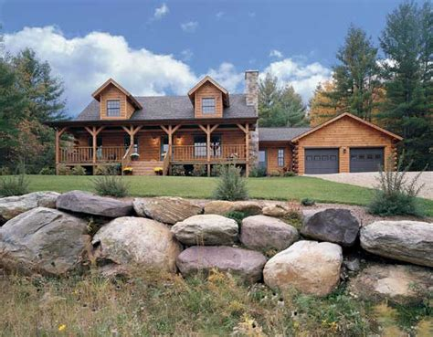 green mountain planning an log home in
