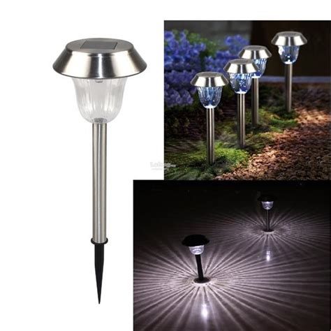 2016 New 2pcs Stainless Steel Led End 11 16 2017 11 15 Pm Solar Led Light Malaysia