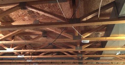 how can i make my basement s ceiling beam strong enough to