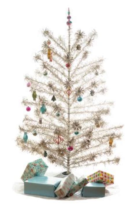 aluminum christmas tree lovetoknow