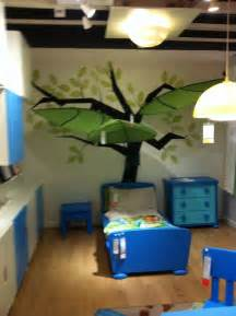 Ikea Green Bed Canopy Tree With Ikea Lovas Leaf Canopies Green Class Book