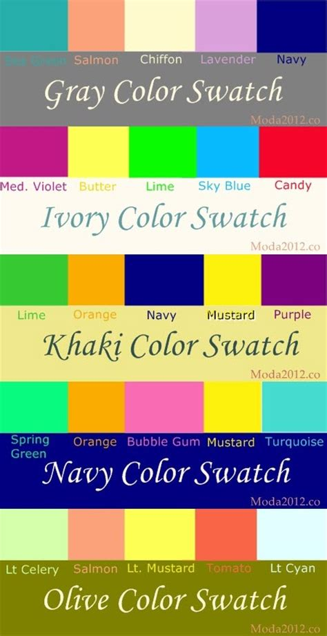 Passende Farben Zu Grau Best 25 Matching Colors Ideas On Color