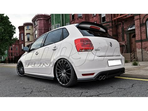 volkswagen polo body vw polo 6c gti facelift master body kit