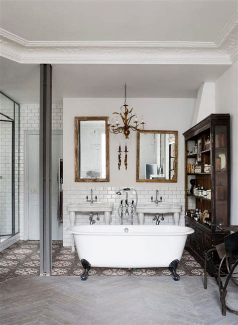 1000 ideas about eclectic bathroom on
