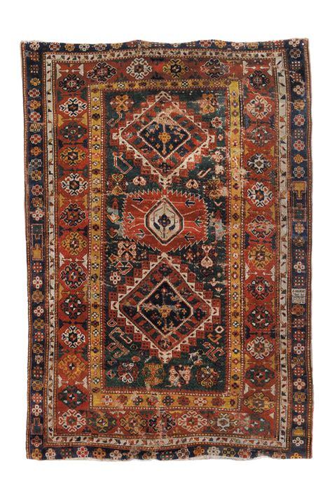 tappeto caucasico tappeto caucasico seconda met 224 xix secolo tapis anciens