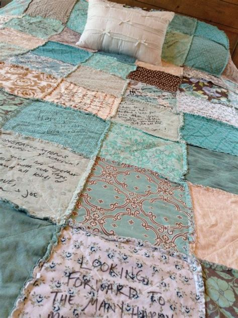 Handmade Wedding Quilts - 25 best ideas about quilt guest books on