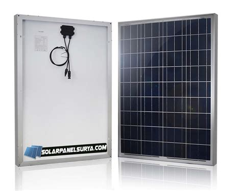 System Panel Surya solarcell panel surya 100watt solar panel surya harga