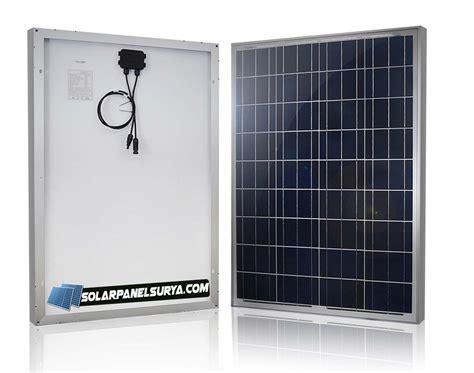 Panel Surya 2000 Watt solarcell panel surya 100watt solar panel surya harga solar cell jual panel surya
