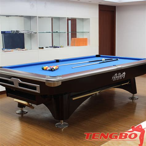 2015 brand new 6th generation billiard table price buy