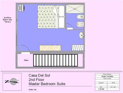 casa de sol dual master suite floorplans casa del sol yucatan