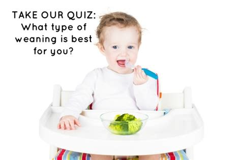 how to wean baby off swing weaning quiz august 2015 birth club babycentre