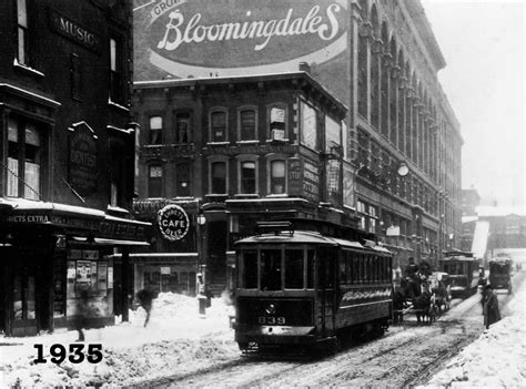 nyc vintage image of the day bloomingdale s the
