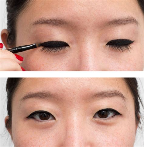 Eyeliner Basah cara menggunakan eyeliner anti gagal serta beberapa inspirasi bentuk bentuk eyeliner bugna