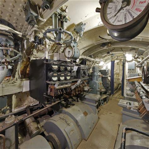 ww2 german u boat engines wwii submarine engine room