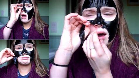 Masker Sariayu Peel Mask peel mask fail