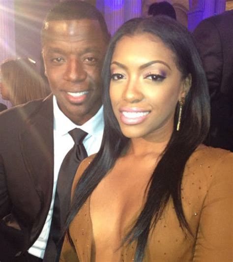 porsha williams and kordell stewart real housewives kandi burruss reacts to porsha williams