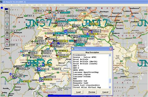 map view map view
