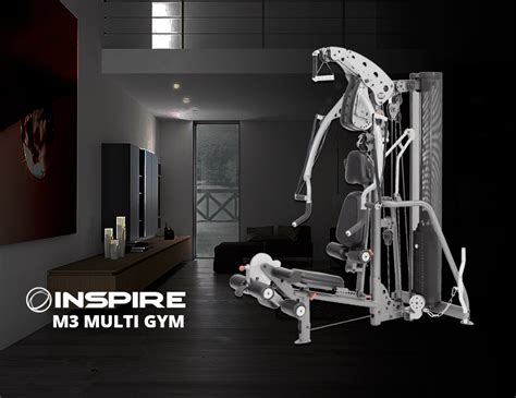 inspire fitness m3 home fitness equipment ratings