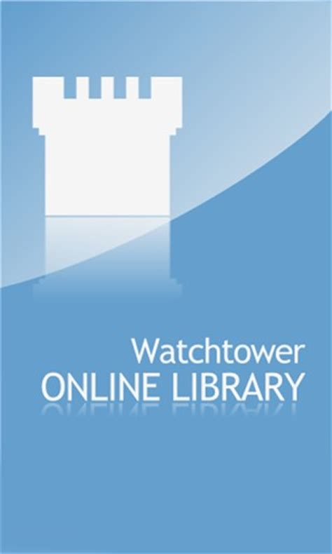 jw watchtower library 2013 watchtower library