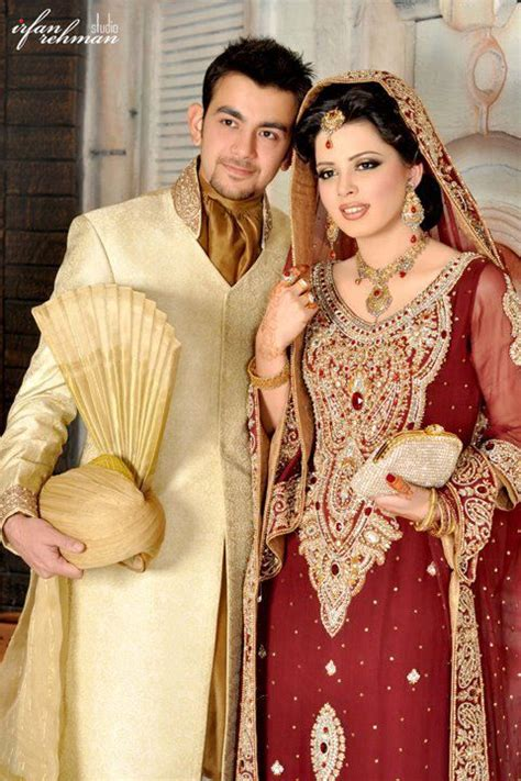 Pakistani bride and groom pictures free