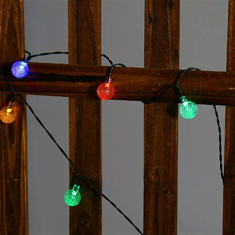 decorative lighting balls christmas decorative led string lights balls w 8 modes