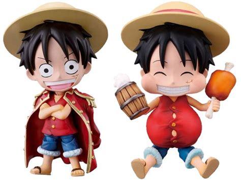 Fc Chibi Set Crew Mugiwara Luffy Figure One Pop Fzo aliexpress buy chibi arts one monkey d luffy